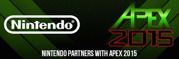 Nintendo sponsoring Apex 2015 tournament series