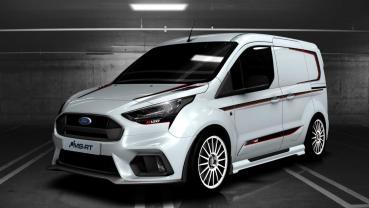 商用車也能很有型!MS-RT 推出「R120」改裝作品