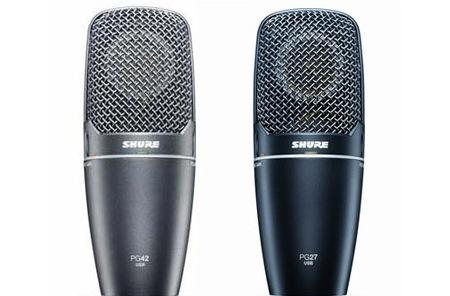 Shure wants to bring microphones to your USB port