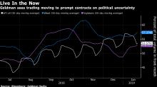Goldman Says Commodity Investors Fear Future in Age of Trump