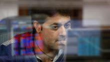 Sensex, Nifty end lower as Infosys crashes