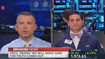 Don't buy on market weakness: Trader
