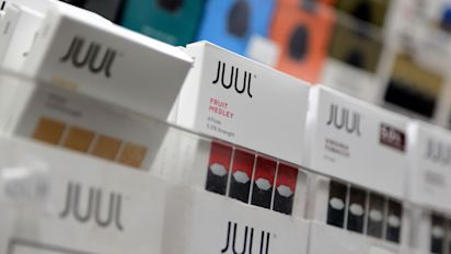 Juul takes flavored e-cigarettes off the market