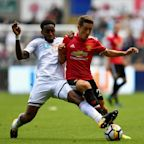 Manchester United visit Swansea, Chelsea host Everton and Arsenal take on Norwich as Carabao Cup fourth-round draw proceeds coherently