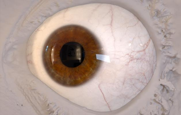 Disney Research crafts a more realistic way to capture the human eye