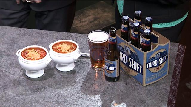 3 Beers That Pair Perfectly With Super Bowl Food