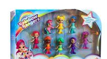 Genius Brands' Rainbow Rangers Now at Walmart, Amazon Under Mattel's Fisher-Price Banner