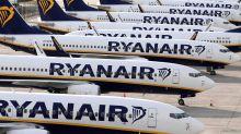 Coronavirus: Ryanair pilots agree 20% pay cut amid job loss warnings