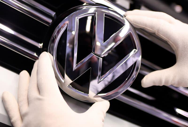Volkswagen accelerates shift to electric, autonomous era