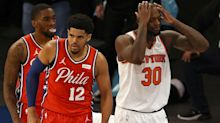 NBA analyst: Knicks could pose a big problem for Sixers in the playoffs