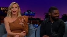 Charlize Theron actually wet herself when she met David Oyelowo