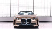 BMW's motorsport division announces first EV based on the i4