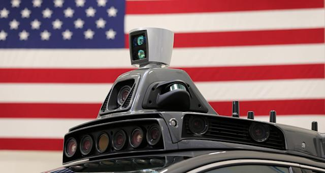 Uber's self-driving cars could be coming back to California