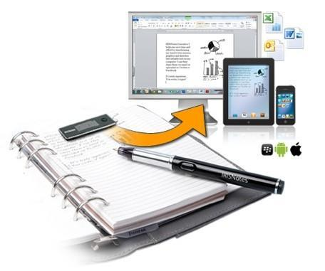 IRISNotes 2 is like a cheap version of Livescribe minus the special paper