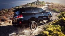 2020 Land Cruiser Heritage Edition Celebrates 60+ Years as SUV Icon