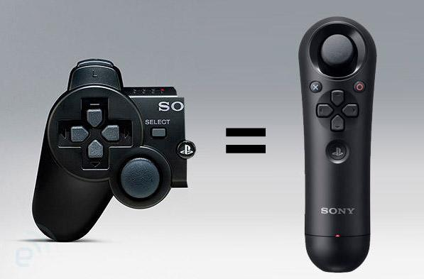 DualShock can be used in lieu of Navigation Controller