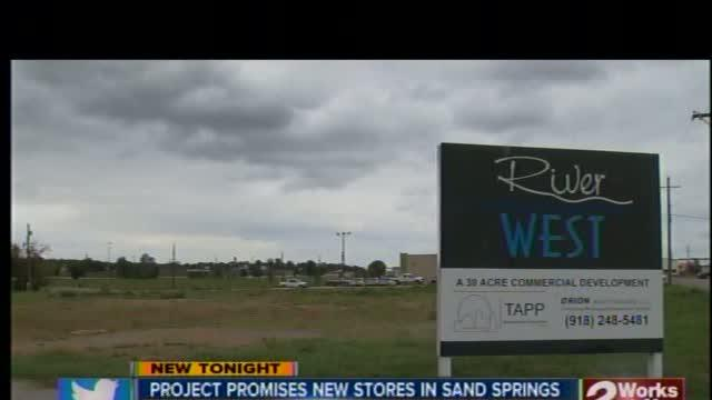 New businesses for RiverWest development