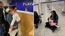 Fehler auf Ticket: Flugreise wird für Familie zum Alptraum