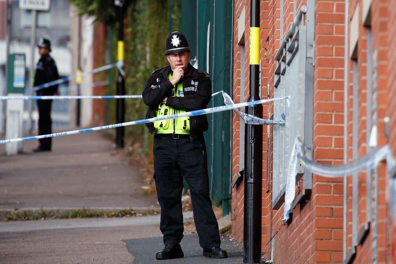 People injured in stabbings in Birmingham as UK police declare 'major  incident'