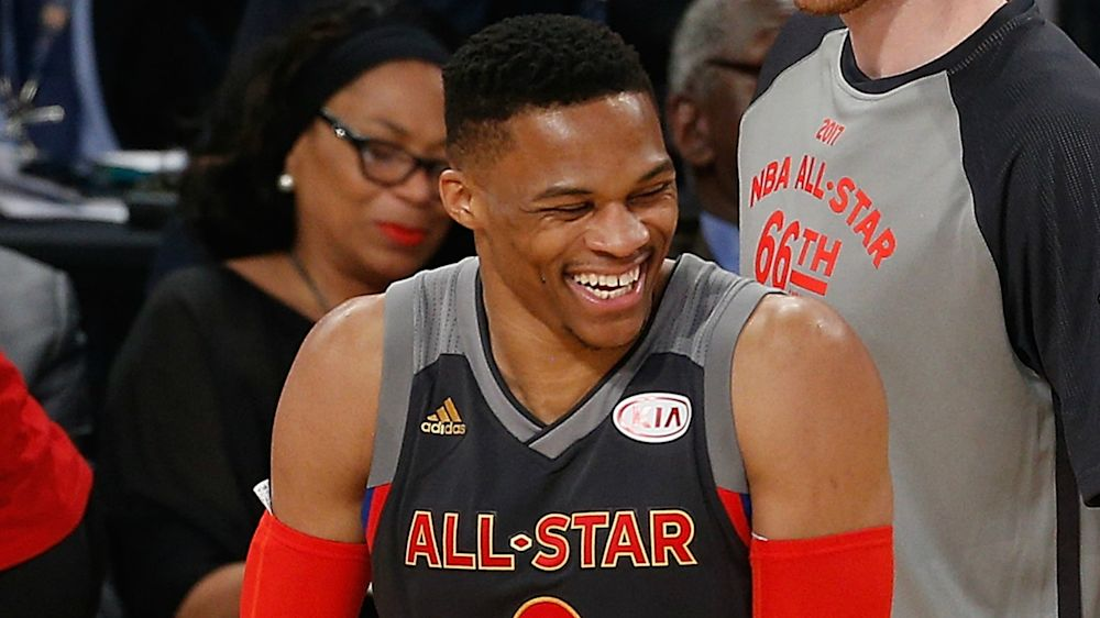 Russell Westbrook lied to a restaurant just so he could get a free dessert