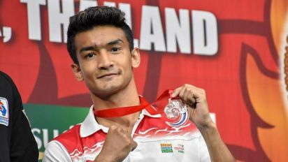 Shiva Becomes India's 1st Gold Medallist in President's Cup