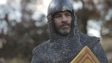 A Review Of Chris Pine's Penis In 'Outlaw King'