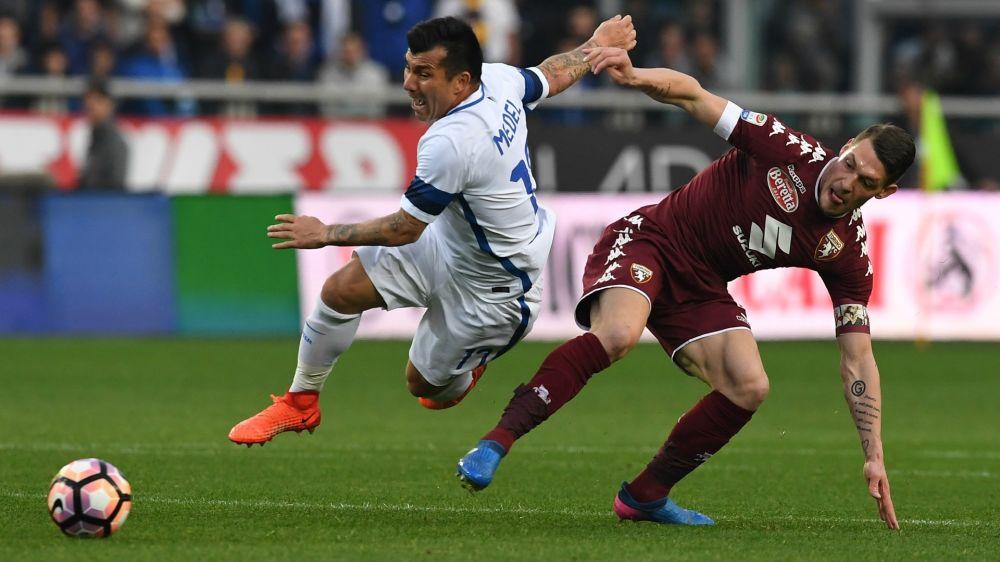 Crotone-Inter, le formazioni ufficiali: Medel a centrocampo, out Joao Mario