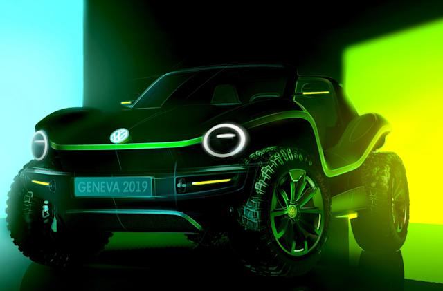 What to expect from the Geneva Motor Show 2019