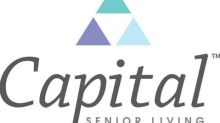 Capital Senior Living Announces May 2021 Occupancy