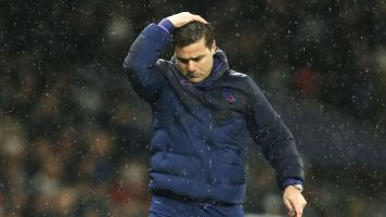 Disappointing Tottenham sacks Pochettino, staff