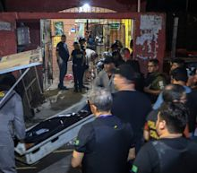 PHOTOS: Gun attack at bar in Brazil