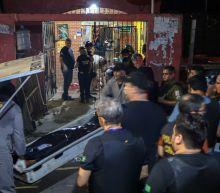 PHOTOS: Gun attack at bar in Brazil