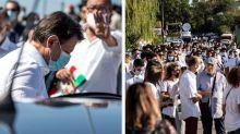 Ai funerali di Willy un paese e un premier contro la mitologia delle violenza