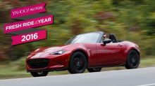 2016 Yahoo Autos Fresh Ride of the Year: Mazda MX-5 Miata
