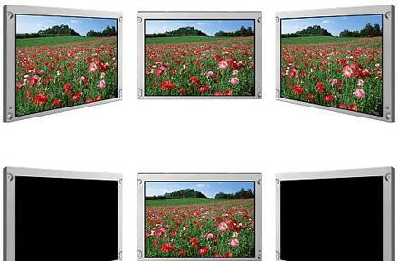 NEC works up LCD with switchable viewing angles
