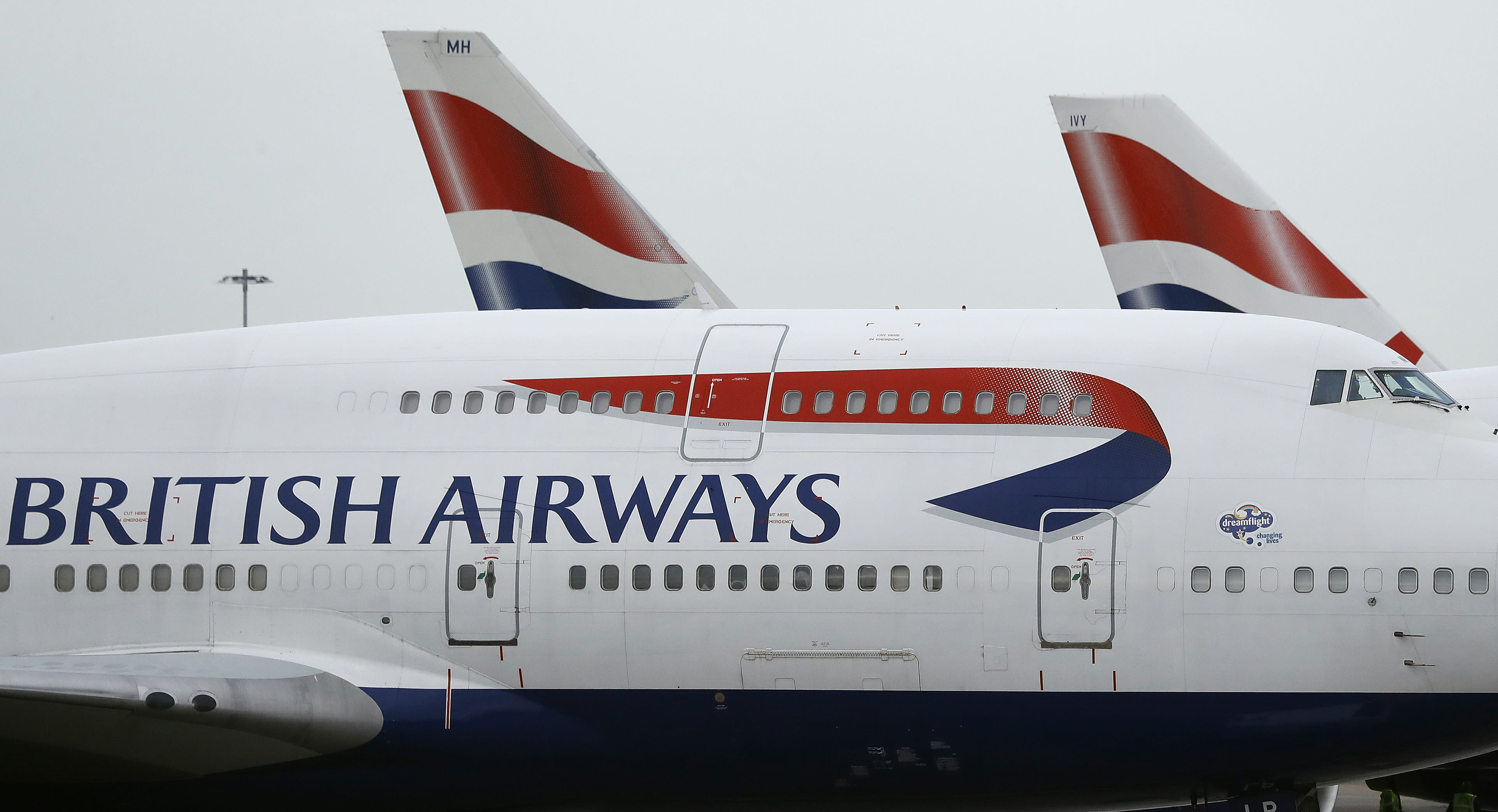British Airways Flights Canceled