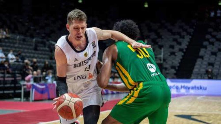 Olympia-Nacht: Basketballer starten - Mühlleitner will Medaille
