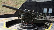 Taiwan Still Has a Giant World War II-Era Artillery Gun (Pointed at China)
