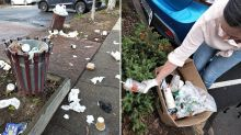 'Illogical': Woman slams daily habit which led to shocking scene on street