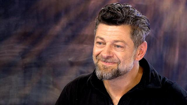 Andy Serkis on What It Takes to Be an Ape