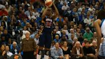 Finals MVP Tamika Catchings Slow Motion