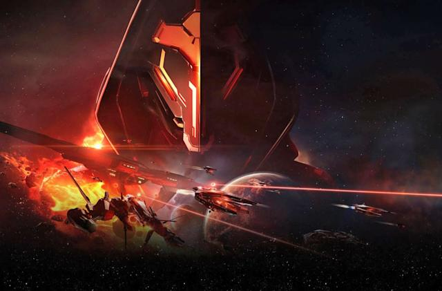 CCP cancels one 'Eve Online' shooter, announces another