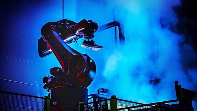 Adidas will bring its robot-staffed factory to Atlanta in 2017
