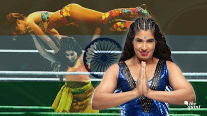 Meet Kavita Devi, the First Indian Female Wrestler in WWE