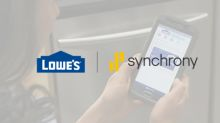 Synchrony and Lowe's Extend Strategic Partnership with Multi-Year Agreement
