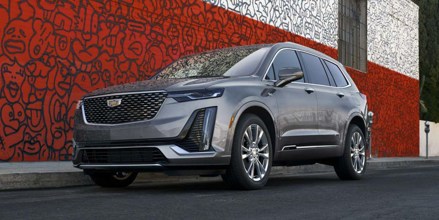 2021 Cadillac XT6's New Base Engine Drops Price by Nearly ...