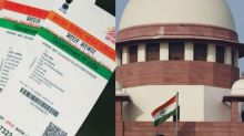 Can Aadhaar be made mandatory? Supreme Court to decide today