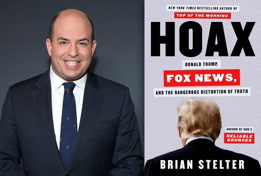 Cnn S Brian Stelter Fox News Is Bigger Than Trump If He Fights The Network He Ll Lose