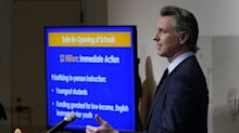 Newsom signs $6.6 billion school reopening legislative package
