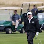 Republicans say impeachment distracted Trump from coronavirus. But the president golfed and held rallies during his trial while downplaying the virus for weeks.